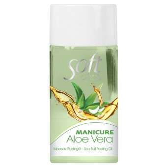 MANICURE Aloe Vera 110 ml Sea Salt Peeling Oil